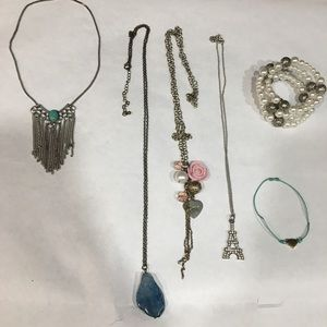 BOGO FREE Jewelry lot bundle necklaces bracelets